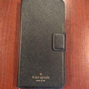 Kate Spade iPhone 7/8 Plus wallet case